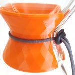 orange chemex collar facet design right
