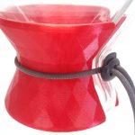 red chemex collar facet design right